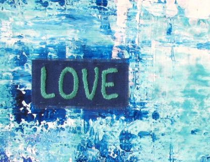 Compassion I (LOVE), Nan Genger