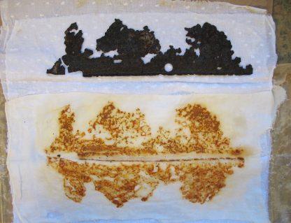 Rusted Trees (process), nan genger
