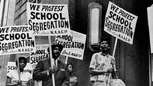 Demo Protest School Segregation