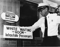Jim Crow Waiting Room