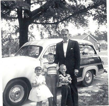 Sunday Best 1956 photo, Nan Genger