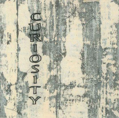 "curiosity (embroidery), 7"" x 7,"" Nan Genger"