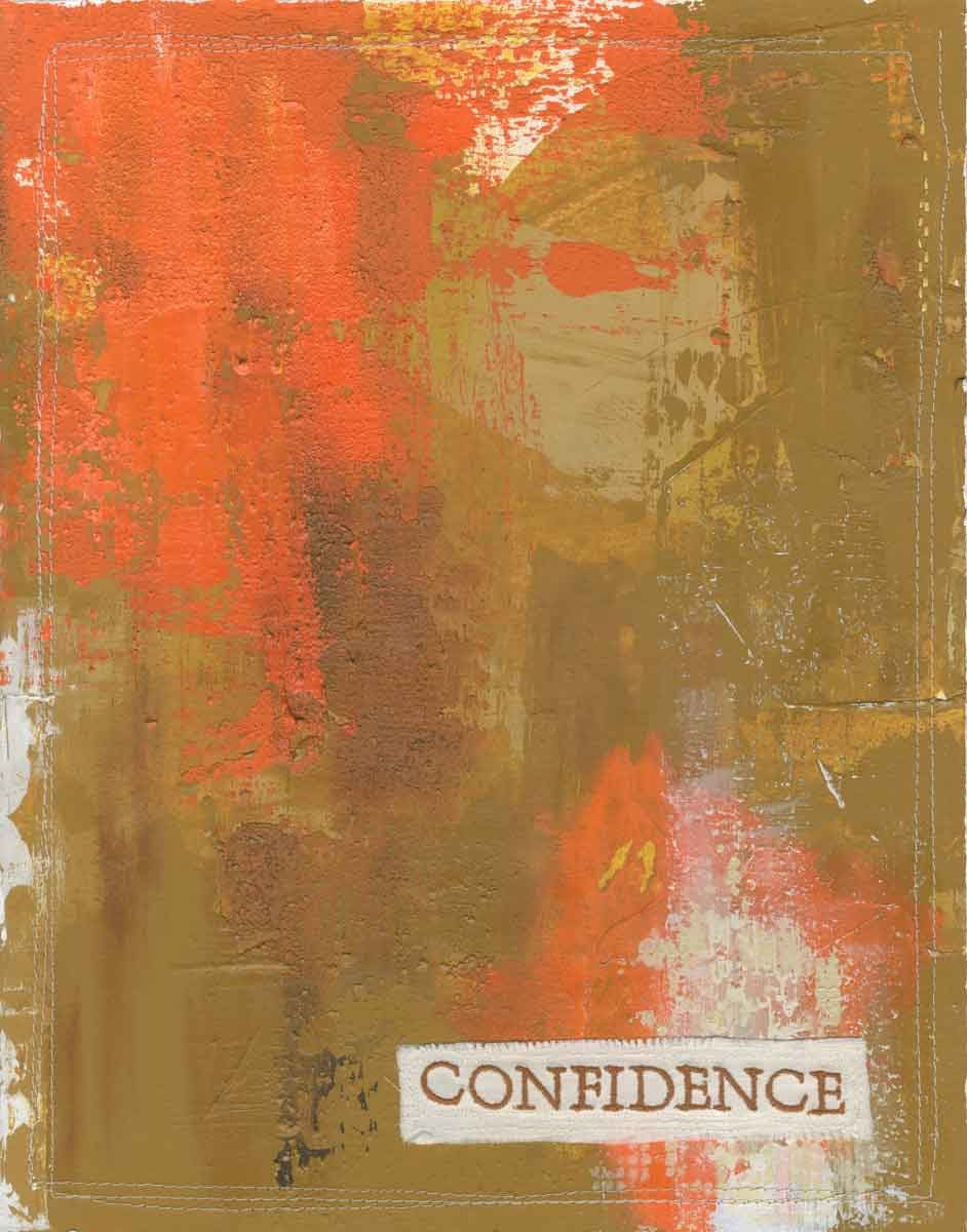 Confidence, Nan Genger, 2016