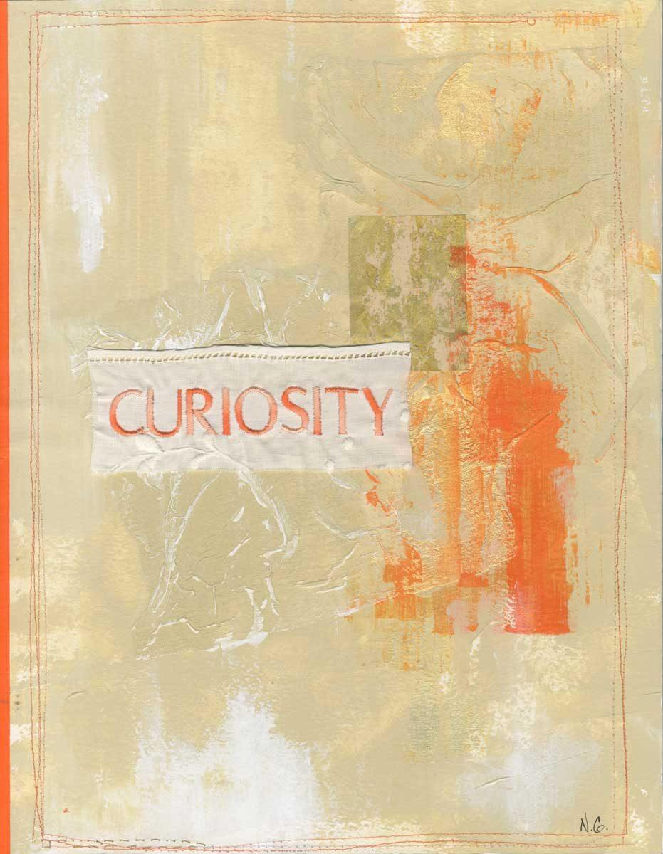Curiosity, Nan Genger, 2016