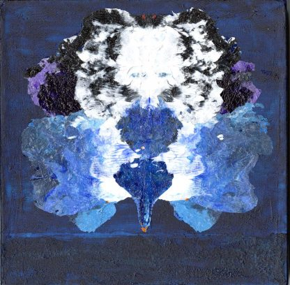 Transformation Blue#1, Nan Genger